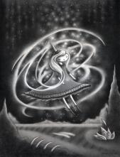 """Swirl"" (pencil)"